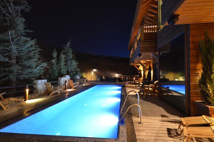 Nuevo Hotel Lodge Sierra Nevada
