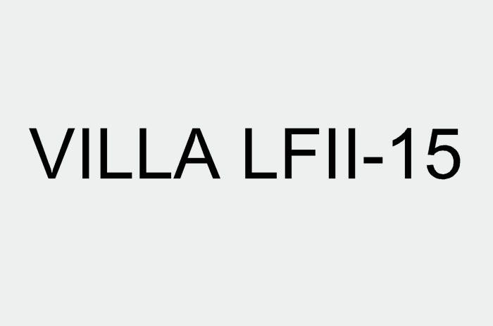 Villa LFII-15