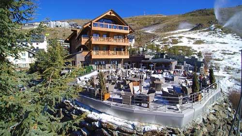 Nuevo Hotel Lodge